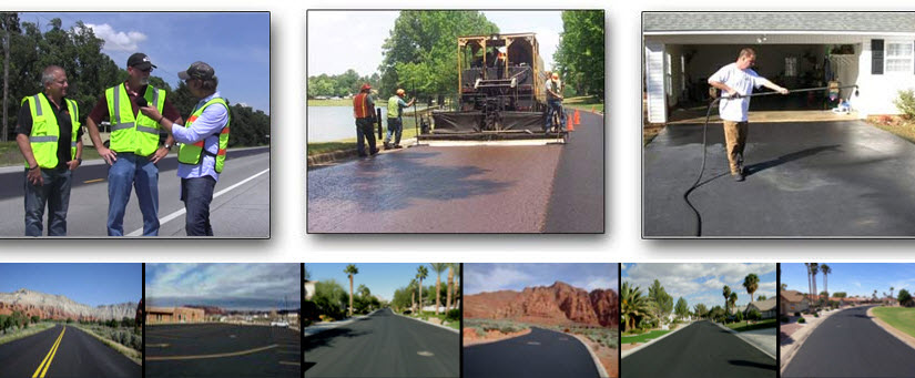 Crew scheduling for asphalt pavement business
