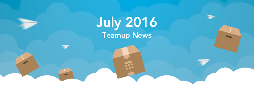 Teamup Android App released!