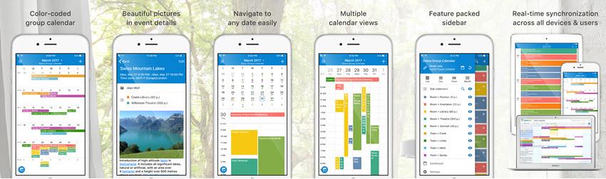 teamup iphone app