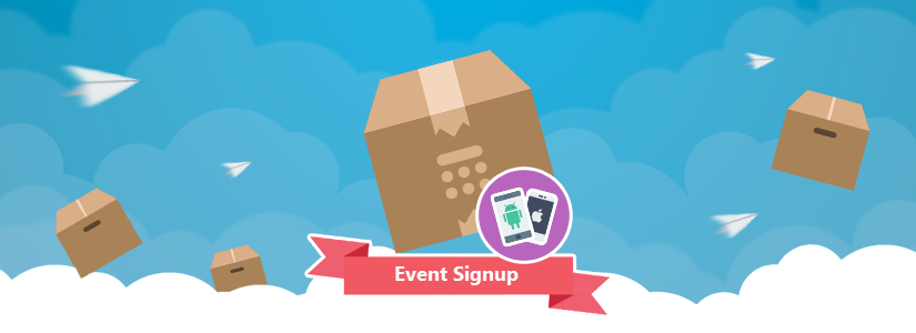 Event signup with max limit