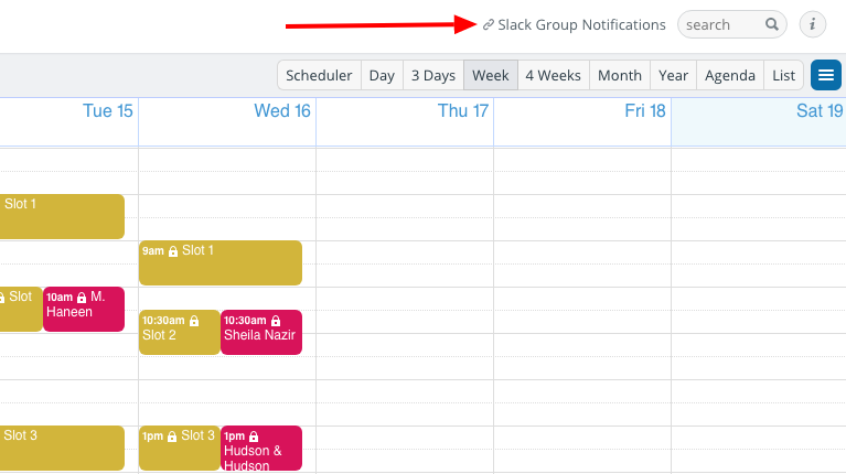Slack notifications make your workday streamlined.