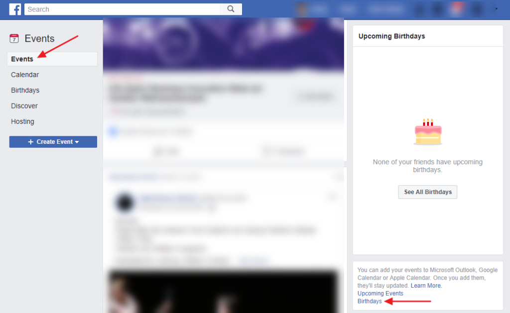 How to Get a Better View of Facebook Friends' Birthdays - Teamup