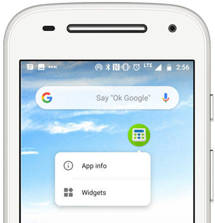 New: Widget for the Android App Now Available - Teamup News