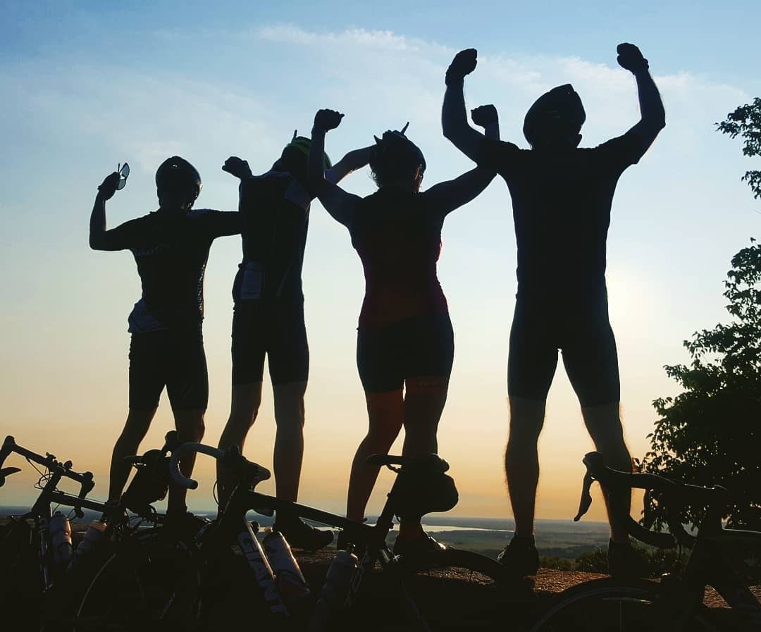 Cycling club uses Teamup to coordinate events and rides