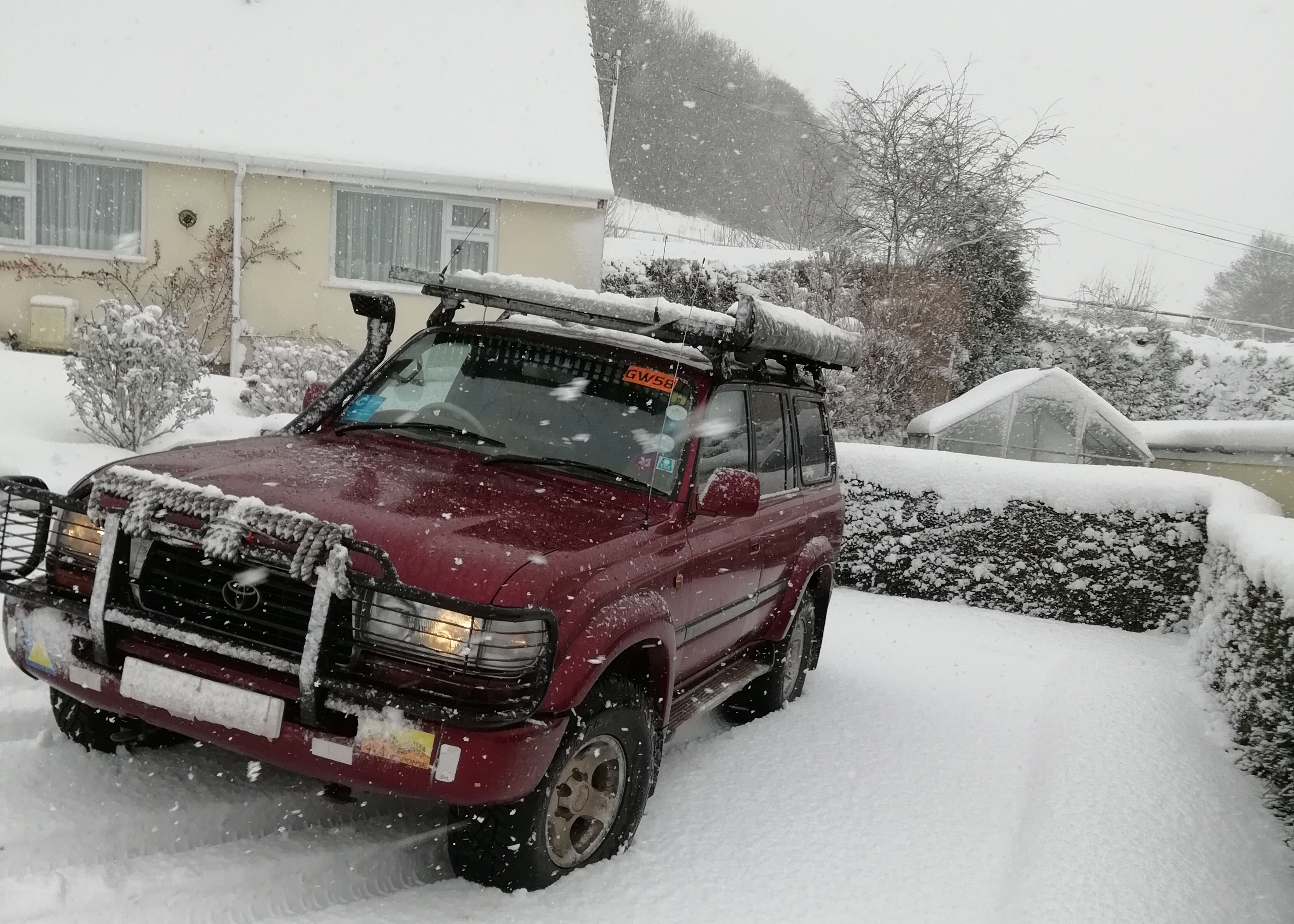 Volunteer 4x4 crew relies on Teamup to schedule responders
