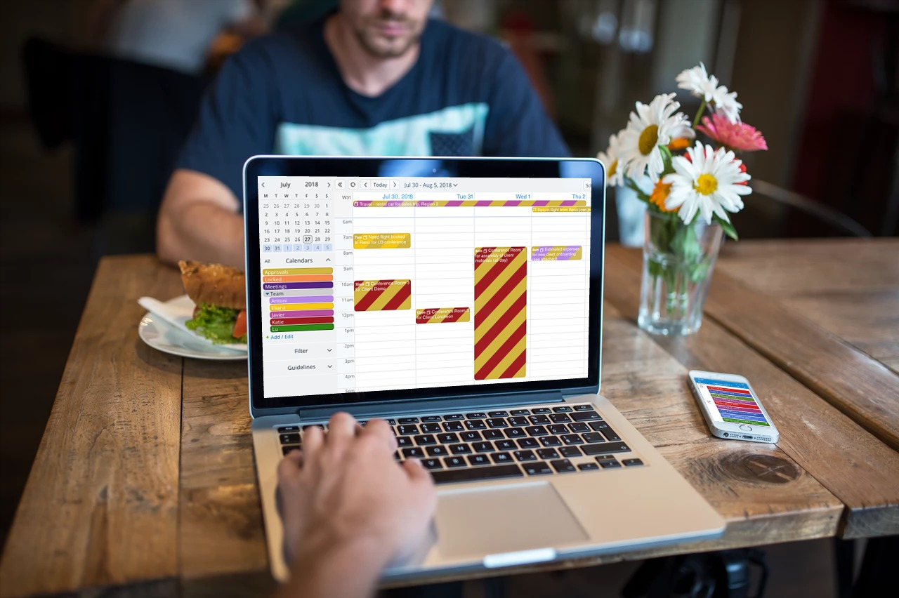 5 keys to making your calendar work for you