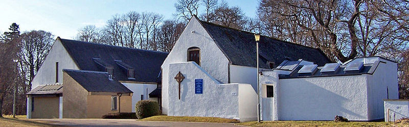 The Barn Church of Culloden Scotland managing schedule with Teamup