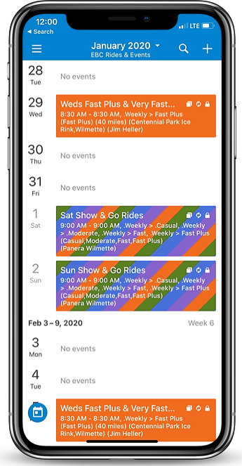 Filter and sort calendar events easily with Teamup