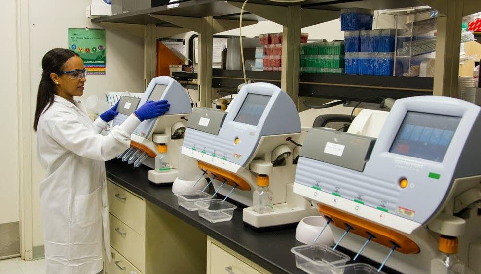 Scientific Research Lab